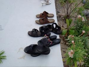 Barefoot Wedding!