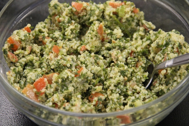 Another scrumptious salad