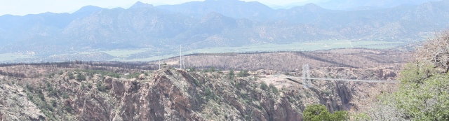 Bridge at the Royal Gorge
