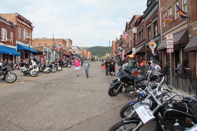 A few more bikes