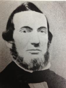 Elijah W. Curtis 1804 - 1857