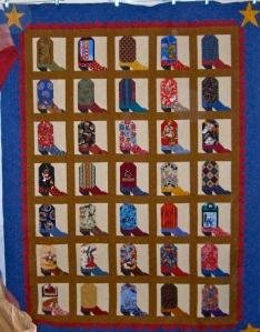 The overall quilt