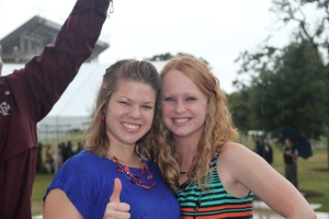 Maddie and Kyndal - these girls are beautiful inside and out!