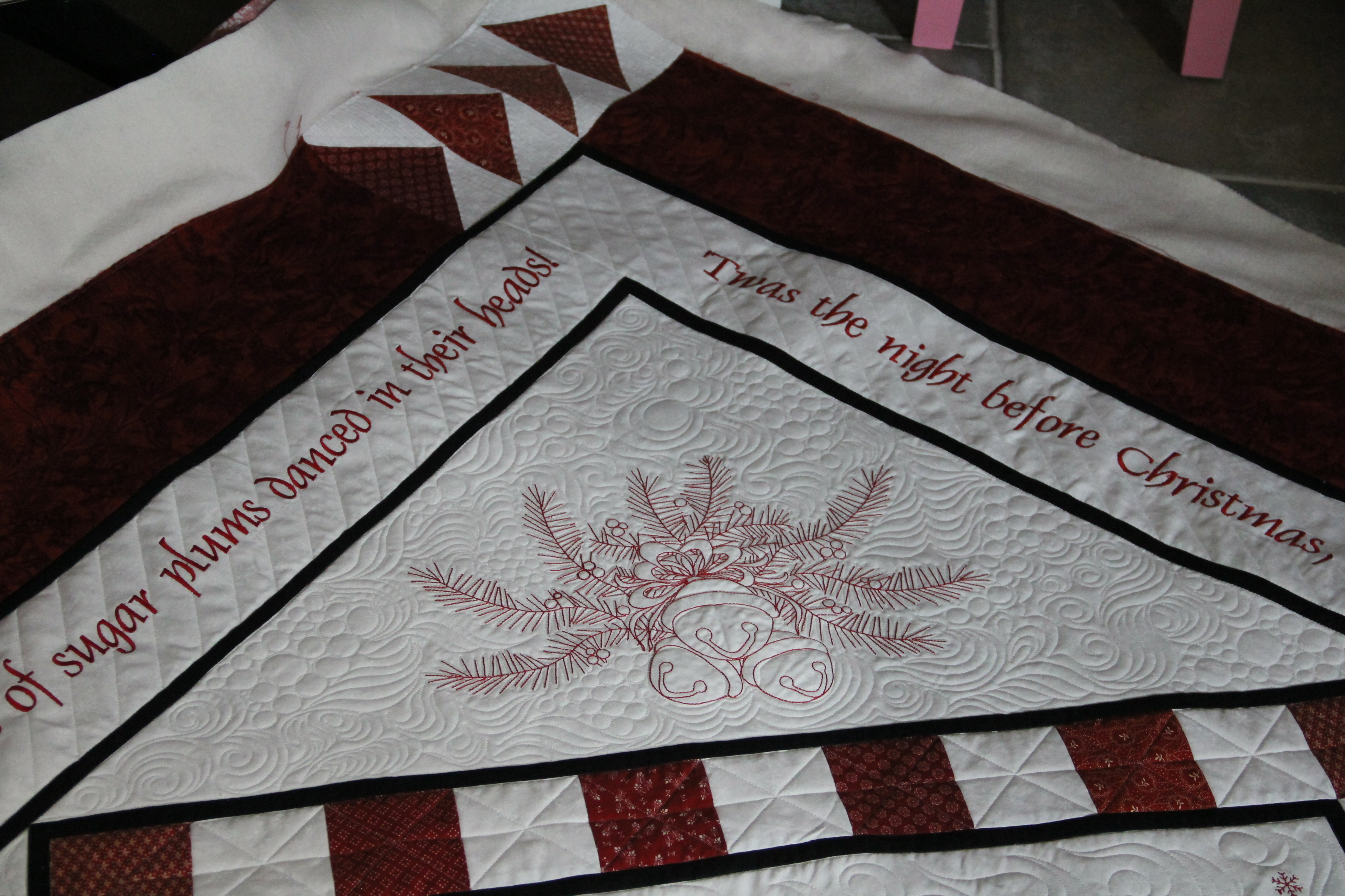 """Twas…….. """"The Quilt"""" 