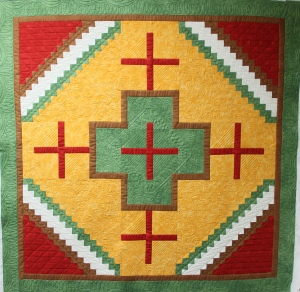 Overall quilt