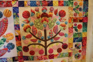 """Karla used """"perfect circles"""" by Karen Kay Buckley for those lollipops!  Another great tool!"""