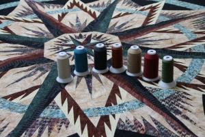 The thread palette - Sew Fine by Superior Threads