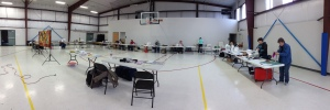 We had a great facility!