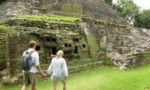 Belize is one stop on our list of ports