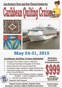 A few of the details - but for more details visit or call Mike at RockPort Tours