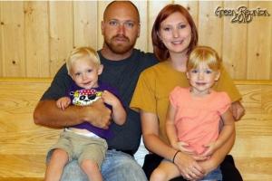Family time in Utah - 2010