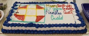 Happy Pre-Birthday Golden Needles!