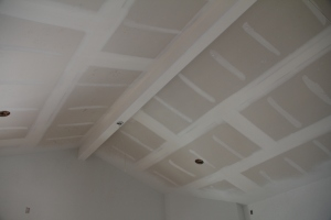 Hopefully when we head out this weekend this ceiling will have.....