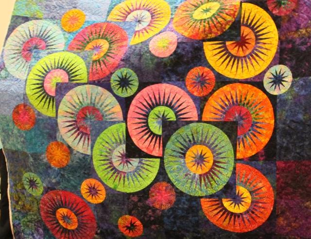 "One of my favorite Judy Niemeyer patterns - ""Raindrops"""