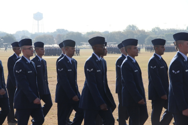 Honors went to our nephew's squadron - they scored top in all areas.