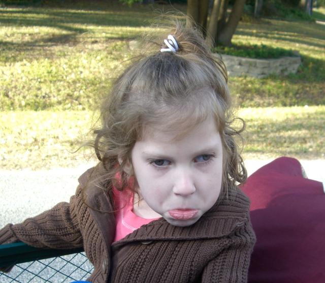Not always happy - but always cute!