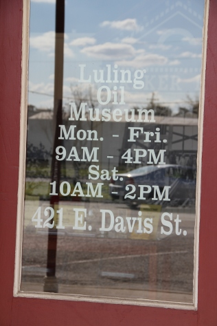 The Luling Oil Museum is a great place to learn more about the history of our town.